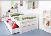 Ikea Malm Bett 90×200 Weis