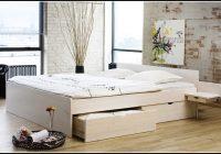 Ikea Malm Bett Mit Schubladen