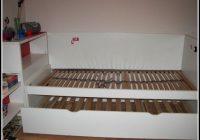 Ikea Odda Bett Mit Unterbett