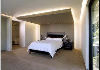 Indirekte Beleuchtung Wand Schlafzimmer