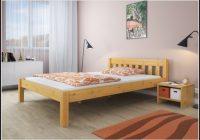 Kiefer Massiv Bett 120×200
