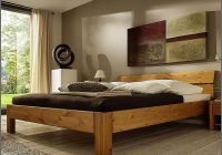 Kiefer Massiv Bett 180×200