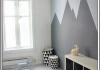 Kinderzimmer Gestalten Wandfarbe