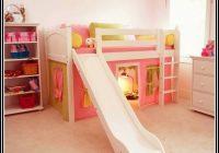Kinderzimmer Rutsche Bett