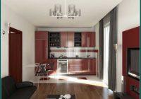 Kleine Wohnzimmer Mit Küche Ideen