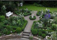 Kleinen Garten Mit Steinen Gestalten