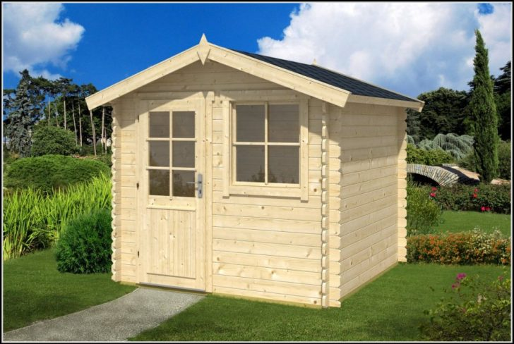 Permalink to Kleines Gartenhaus Holz