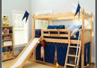 Komplett Kinderzimmer Mit Rutsche