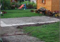 Kosten Gartenhaus Fundament