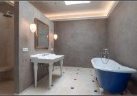 Living At Home Wandgestaltung Im Badezimmer
