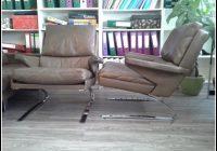 Lounge Sessel Leder Gebraucht