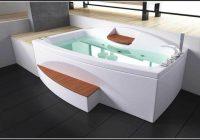 Luxus Whirlpool Badewanne 152×152
