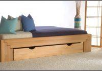 Massivholz Bett 100×200