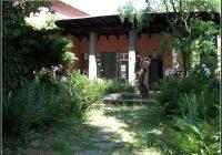 Mediterranes Gartenhaus Bauen