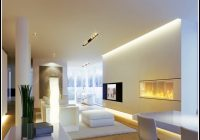 Moderne Beleuchtung Im Wohnzimmer