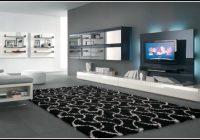 Moderne Wohnwand Mit Led Beleuchtung