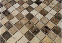 Naturstein Mosaik Fliesen Dusche