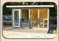 Sauna Bauen Im Garten