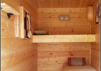 Sauna Gartenhaus Selbstbau
