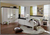 Schlafzimmer Kiefer Weiß Lackiert