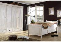schlafzimmer kiefer weiß massiv