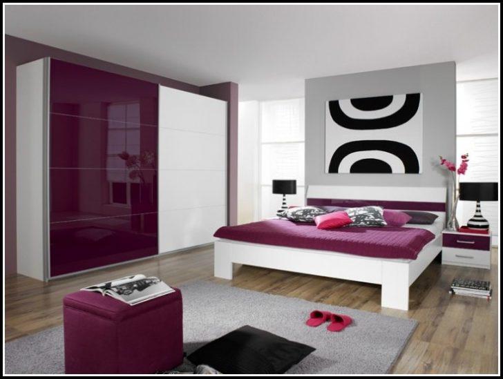 Permalink to Schlafzimmer Komplett Weiß Brombeer