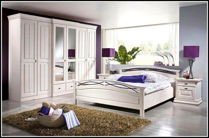 Permalink to Schlafzimmer Landhausstil Weiß Komplett