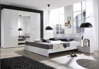 Schlafzimmer Set Hochglanz Weiß