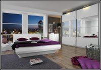 Schlafzimmer Weiß Hochglanz Komplett