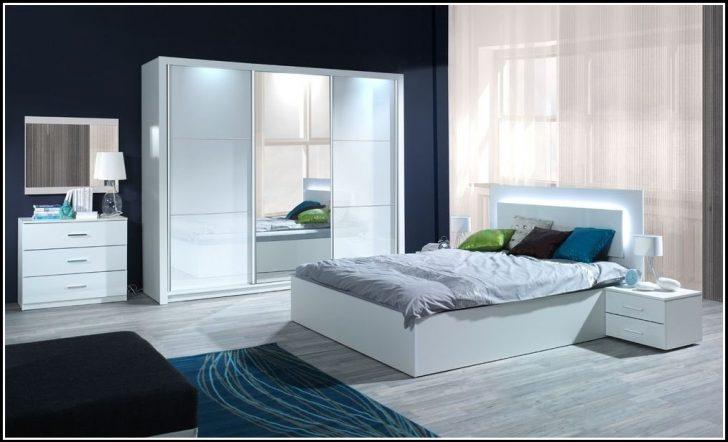 Permalink to Schlafzimmer Weiß Komplett