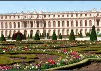 Schloss Von Versailles Garten
