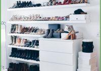 Schuhe Im Ankleidezimmer