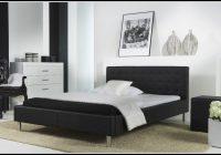 Schwarzes Bett 140×200 Gunstig