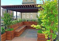 Sichtschutz Balkon Aus Holz