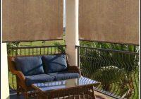 Sichtschutz Balkon Bambus Pflanze