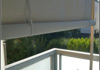 Sichtschutz Fr Balkon Holz