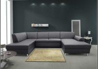 Sofa In U Form Leder