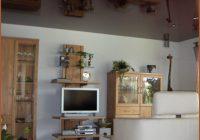 Spanndecken Wohnzimmer Bilder