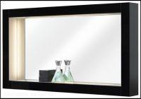 Spiegel Mit Beleuchtung Und Ablage