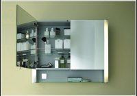 Spiegelschrank Mit Beleuchtung Und Steckdose