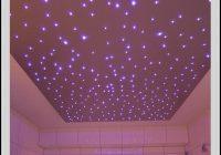 Sternenhimmel Im Schlafzimmer Mit Steuerbaren Sternbildern