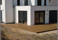 Terrasse Aus Holz Unterkonstruktion