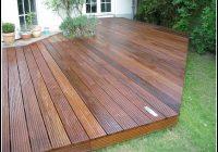 Terrasse Aus Holzdielen Bauen