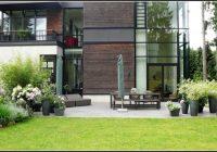 Terrasse Gestalten Garten Modern