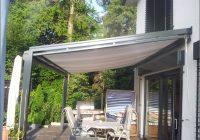 Terrassenüberdachung Alu Bausatz Vsg