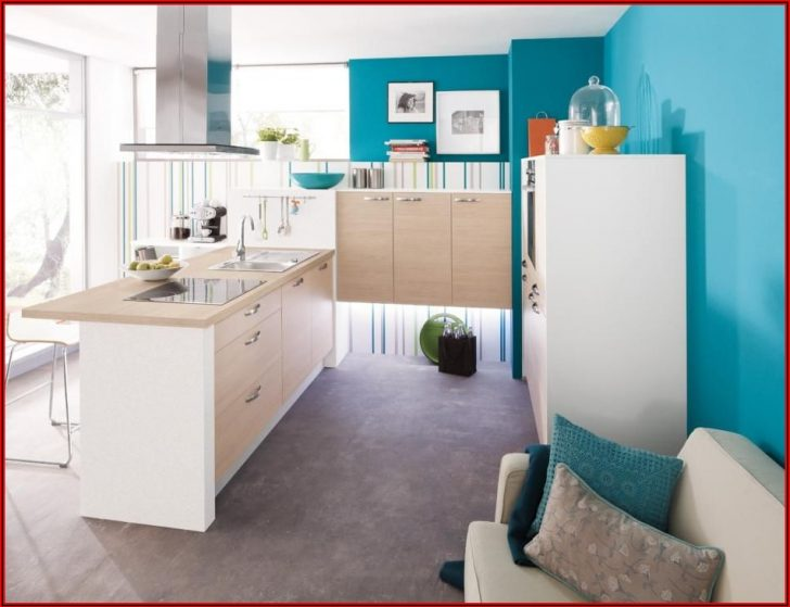 Permalink to Wandfarb Ideen Küche