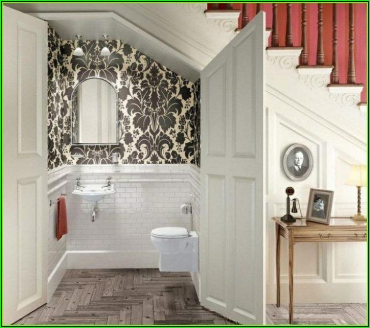 Permalink to Wandgestaltung Kleines Badezimmer