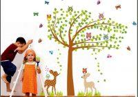 Wandtattoo Baum Kinderzimmer Ebay