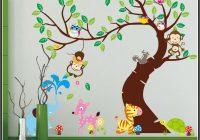 Wandtattoo Kinderzimmer Tiere Amazon
