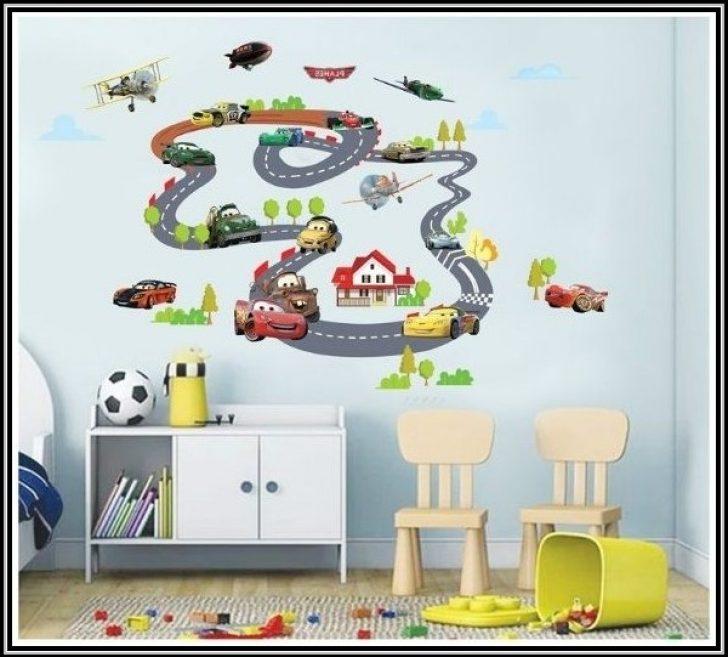 Permalink to Wandtattoos Kinderzimmer Cars Auto